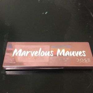 Marvelous mauves palette by dose of colors
